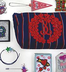 刺繍雑貨・アクセサリー